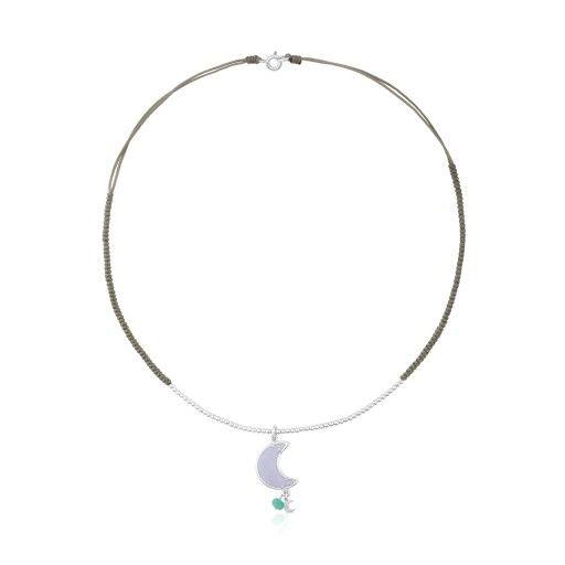 Collar Lune Chérie de Plata Ref. 614952500 - 69€
