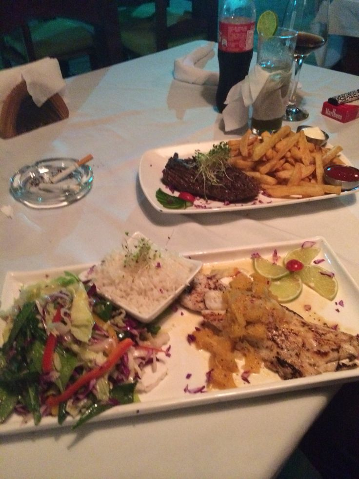 Lionfish saona cafe