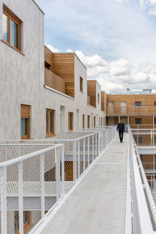Immeuble Less, aavp architecture - vincent parreira architecte dplg