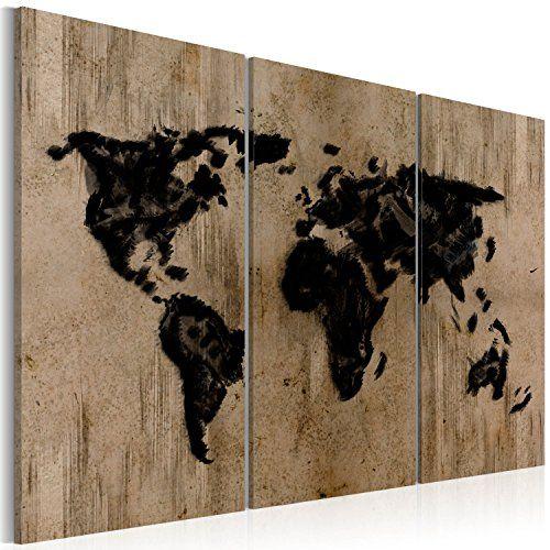 1000 ideas about weltkarte wand on pinterest world maps. Black Bedroom Furniture Sets. Home Design Ideas