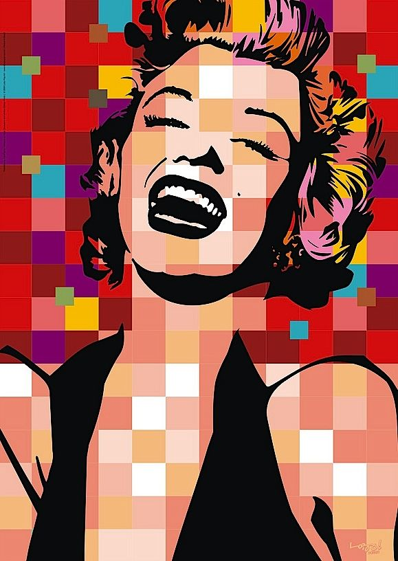 Awesome Pop Art by Lobo | Abduzeedo | Graphic Design Inspiration and Photoshop Tutorials