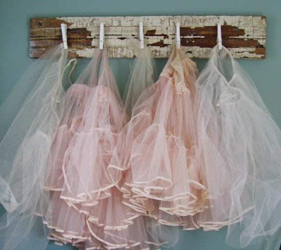 "Cute decoration piece for a ""princess"" themed vintage room"