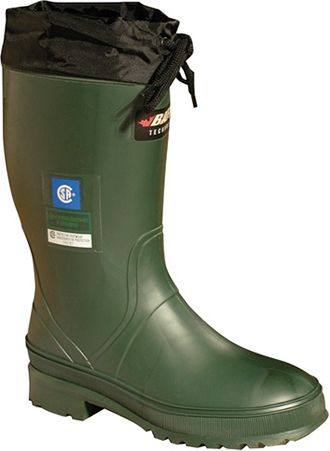 "Women's Baffin 12"" Steel Toe WP/Insulated Rubber Work Boot 8606"