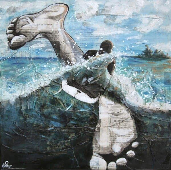 Las pinturas de Cyrielle Pachot | Uno de los nuestros