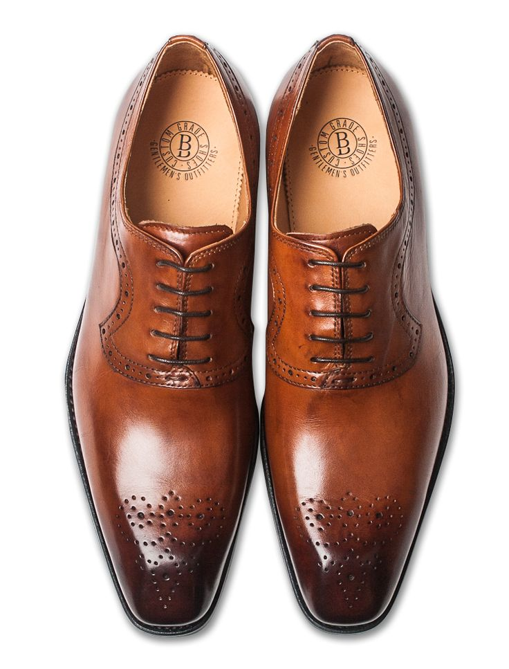 #BenjaminBarker #Mens #Shoes Classic Brogues
