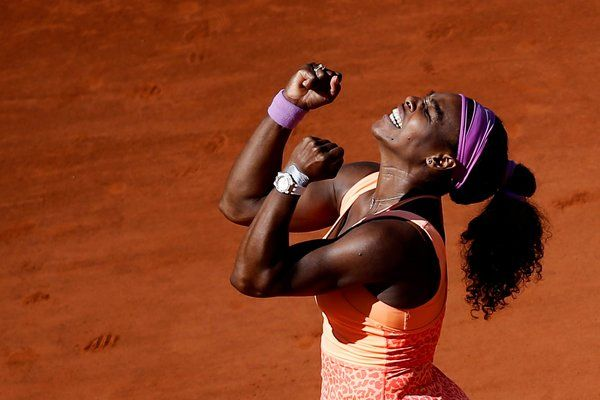 Third Time Is a Chore as Serena Williams Wins French Open Title - NYTimes.com