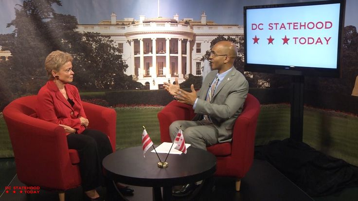 DC Statehood Today TV Show August 2016 This is the second show I worked as Camera Technician for the show. Good information for the residents of Washington, D.C.