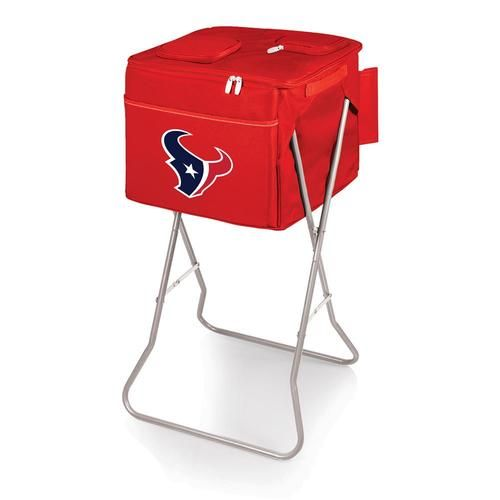 Houston Texans Portable Party Cooler With Stand