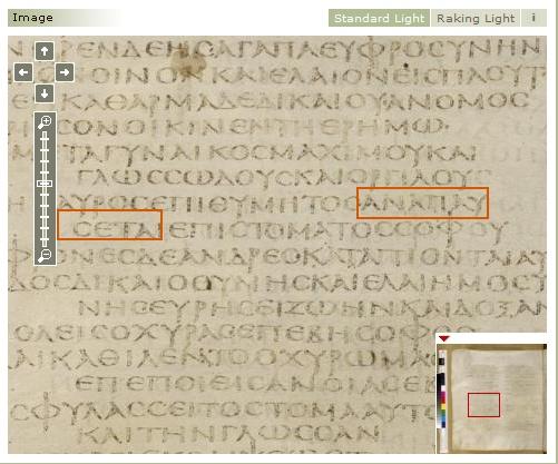 Digital Manuscripts Online.