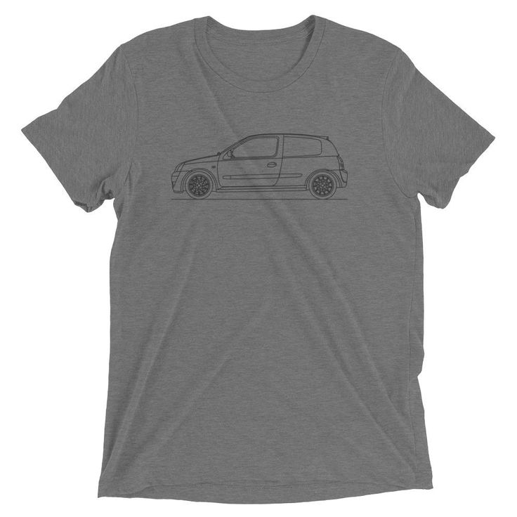 Clio 172 Cup Minimal Line Art T-shirt