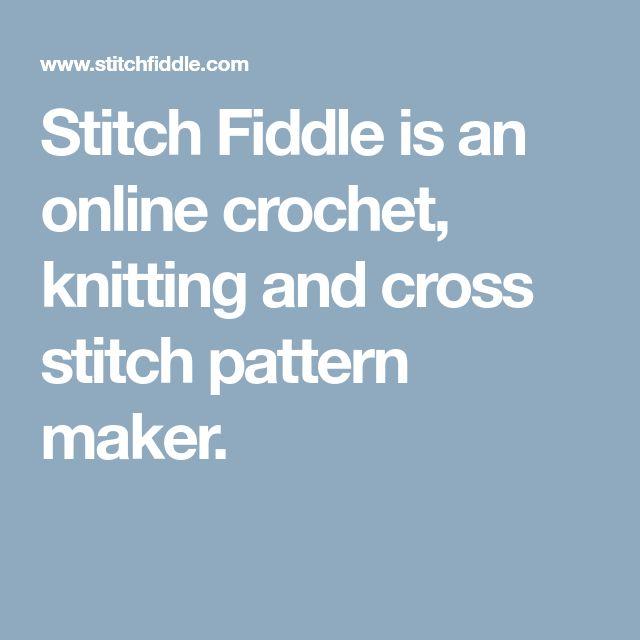 best 25  cross stitch pattern maker ideas on pinterest