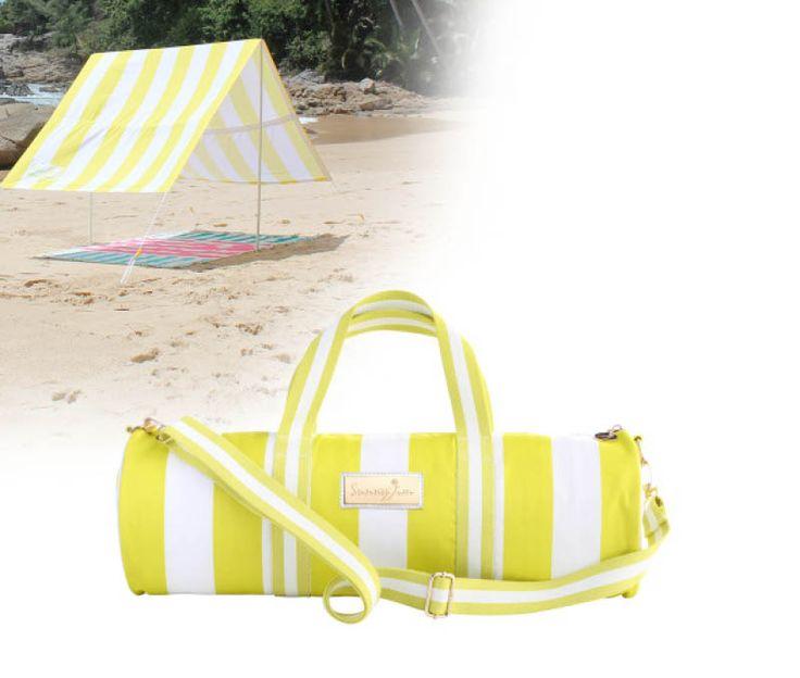 Yamba Yellow Beach Shade