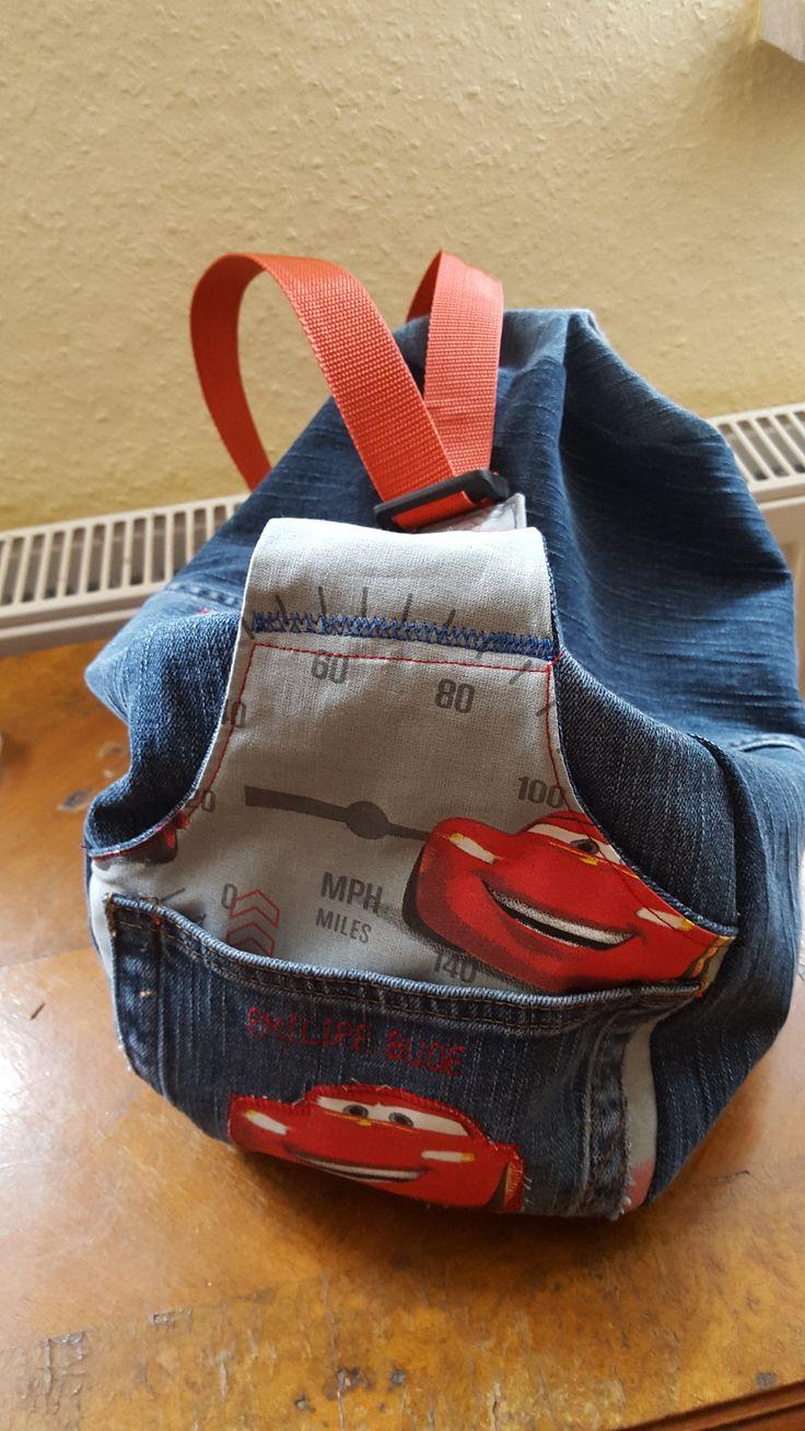 Taschenspieler swe along woche 8 Sporttasche für meinen Neffen