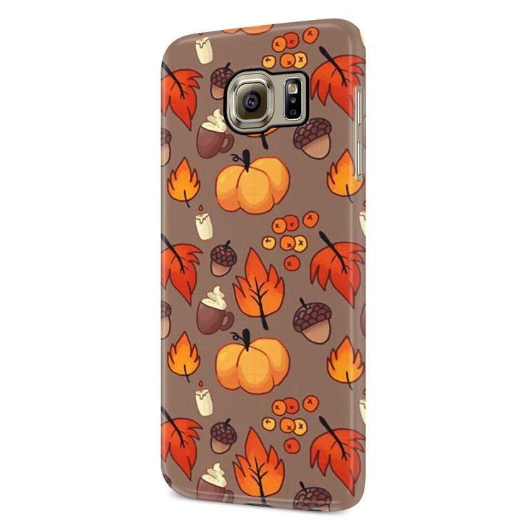 Fall Autumn Halloween Wallpaper Samsung Galaxy S6 S6 Edge Plus S7 S7 Edge S8 S8 Plus S9 S9 Plus 3d Case Samsung Wallpaper Samsung Galaxy S6 Halloween Wallpaper