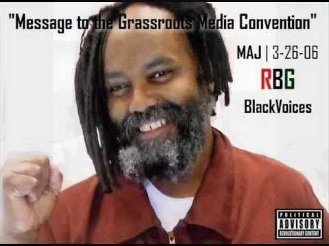 RBG-Message to the Grassroots| Mumia Abu-Jamal
