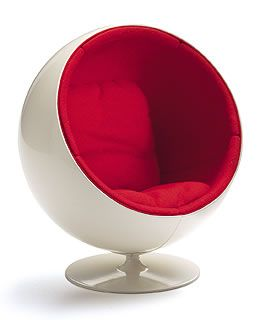 Ball Chair (miniature) (ボールチェア ミニチュア) | デザイナーズ家具・インテリアの通販 hhstyle.com