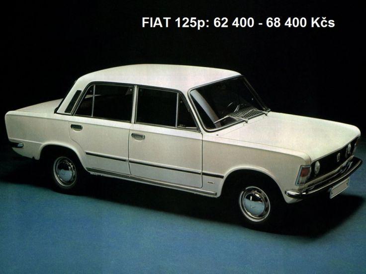 Ceník Mototechny z roku 1978: co stály Škody? A co Fiaty, Renaulty, Tatra 613? - 26 -