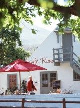 Café Roux is a family run business, open daily for breakfast, lunch and cakes.