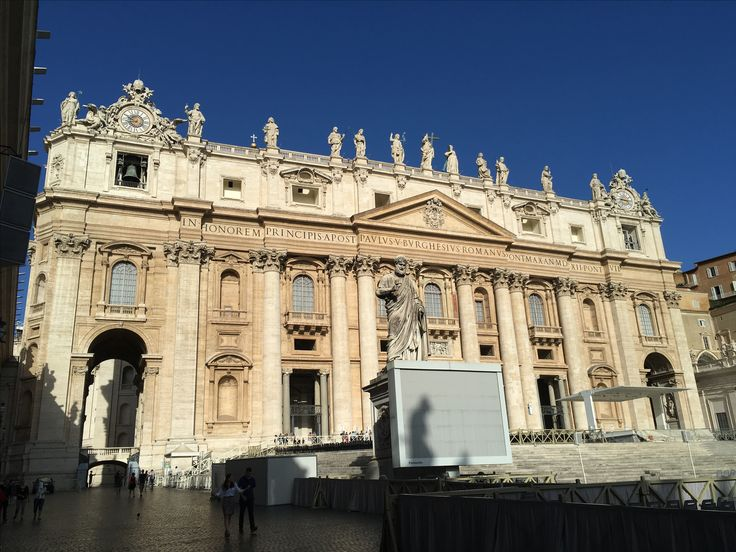 Basilica San Pietro Roma www.cs4rt.com #foto #photo #fotografia #photography #sanpietro #roma #basilica #vaticano