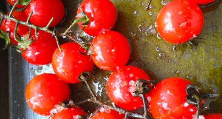BEAUTIFUL VINE TOMATOES!!!   Mustard Seed Kitchen
