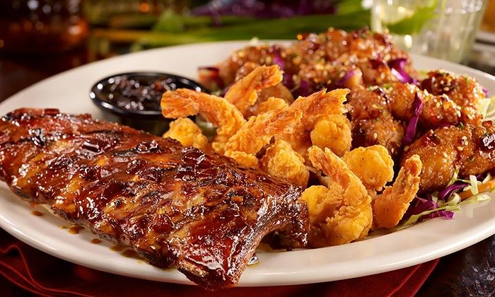 T.G.I. Friday's - TGI Fridays Springfield: Dinner for Two for More or Lunch at T.G.I. Friday's (Up to 50% Off)