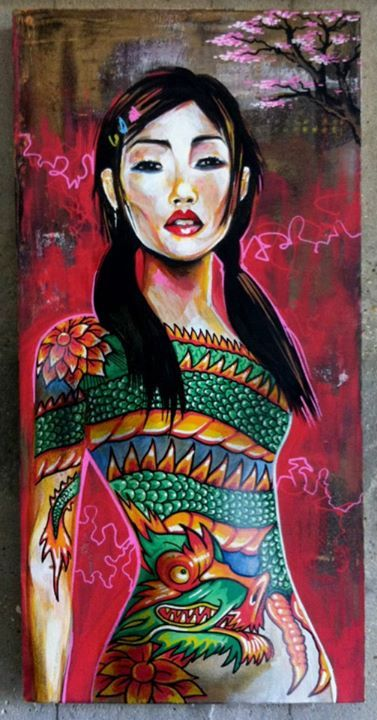 Dan Kitchener ( DANK )  #streetart #arteurbana #graffiti #urbanart #mural #wall