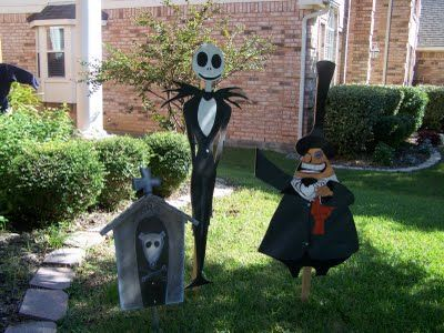 nightmare before christmas outdoor decorations 73 Nightmare before ...