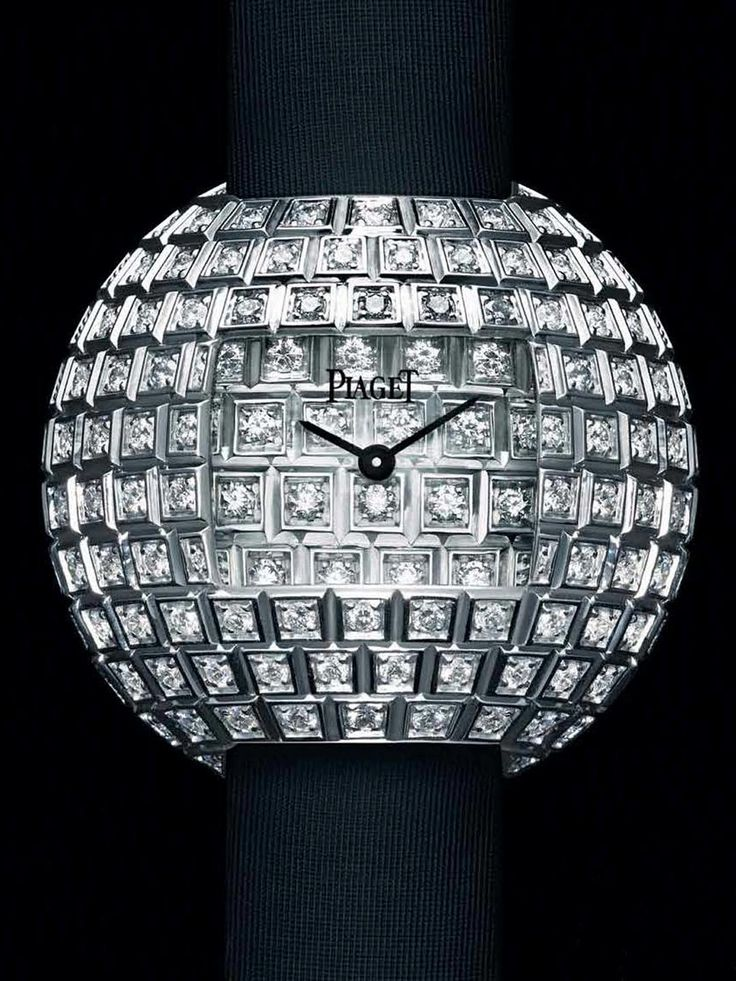 Fashion*Jewellery*Watches | Rosamaria G Frangini | Piaget Diamond Watch