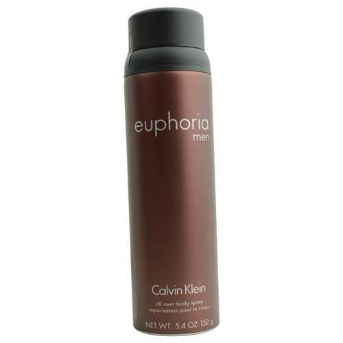 Euphoria Men By Calvin Klein Body Spray 5.4 Oz