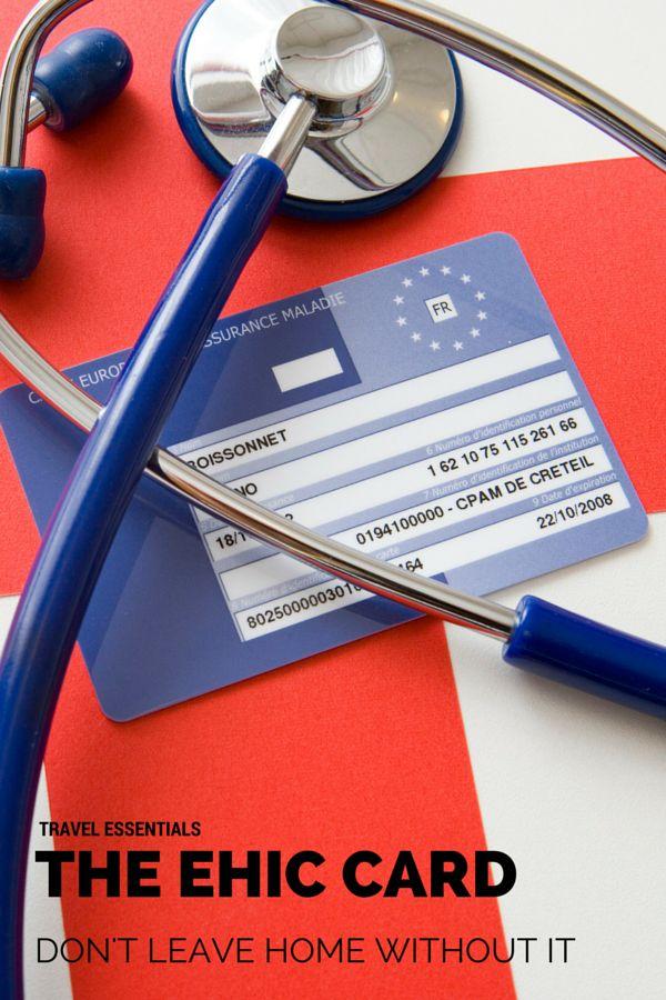 Your European Health Insurance Card - EHIC | Health ...