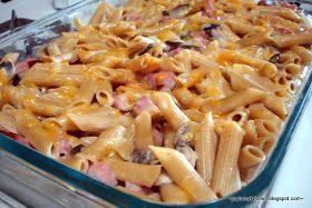 Finding Joy in My Kitchen: 8 Leftover Ham Recipes