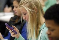 Once blocked, Twitter and other social media become classroom tools