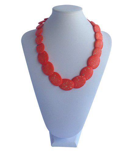 Dominio Orange Bone | Indigo Heart - Fair Trade Fashion A$24.50