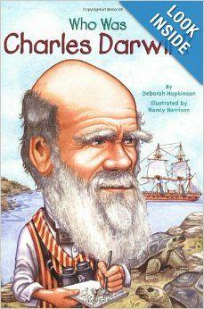 Who Was Charles Darwin?: Deborah Hopkinson, Nancy Harrison