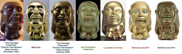 'Raiders of the Lost Ark' Fertility Idols In The Marketplace Update 2013