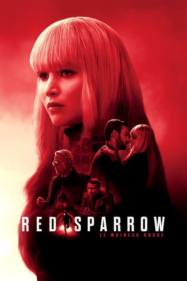 Red Sparrow Film Streaming 2018 Red Sparrow Movie Red Sparrow Sparrow Film