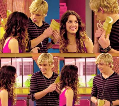 relationship things austin and ally fanfiction