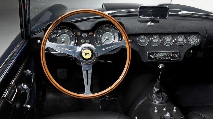 Ferrari 250 GT LWB California Spyder 1959 | DASHBOARD ...