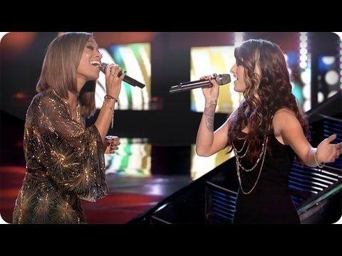 """Amanda and Cassadee: """"Breakaway"""" -  #TheVoice"""