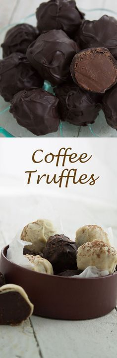 Every mum deserves chocolates, and these hand rolled coffee truffles are delicious served with after dinner coffee or as a special treat at anytime. They also make a perfect gift.
