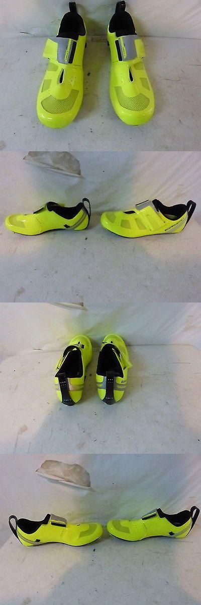 Men 158986: Louis Garneau Tri X-Speed Iii Triathlon Shoes Men S 43 Us 9.5 Bright Yellow -> BUY IT NOW ONLY: $79.99 on eBay!