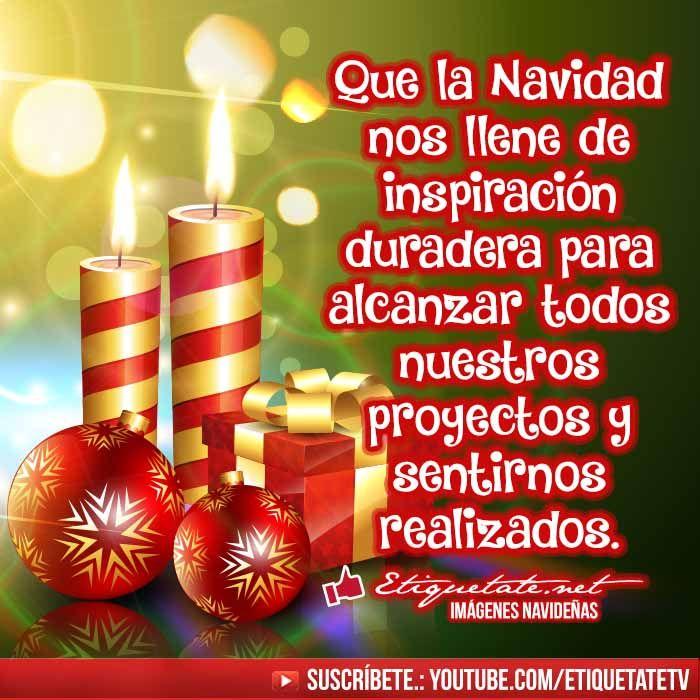 Imágenes con Pensamientos de Navidad Gratis VER EN ░▒▓██► http://etiquetate.net/imagenes-con-pensamientos-de-navidad-gratis/