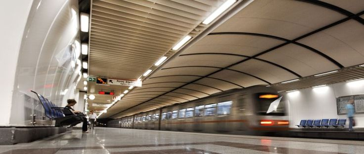 Athens Metro, Electric Train and Tram Employees Announce Work Stoppages