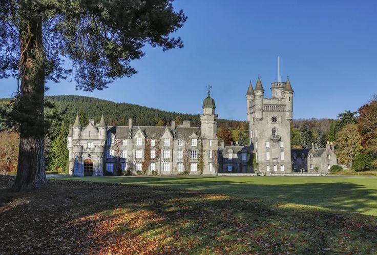 Château de Balmoral, en Écosse
