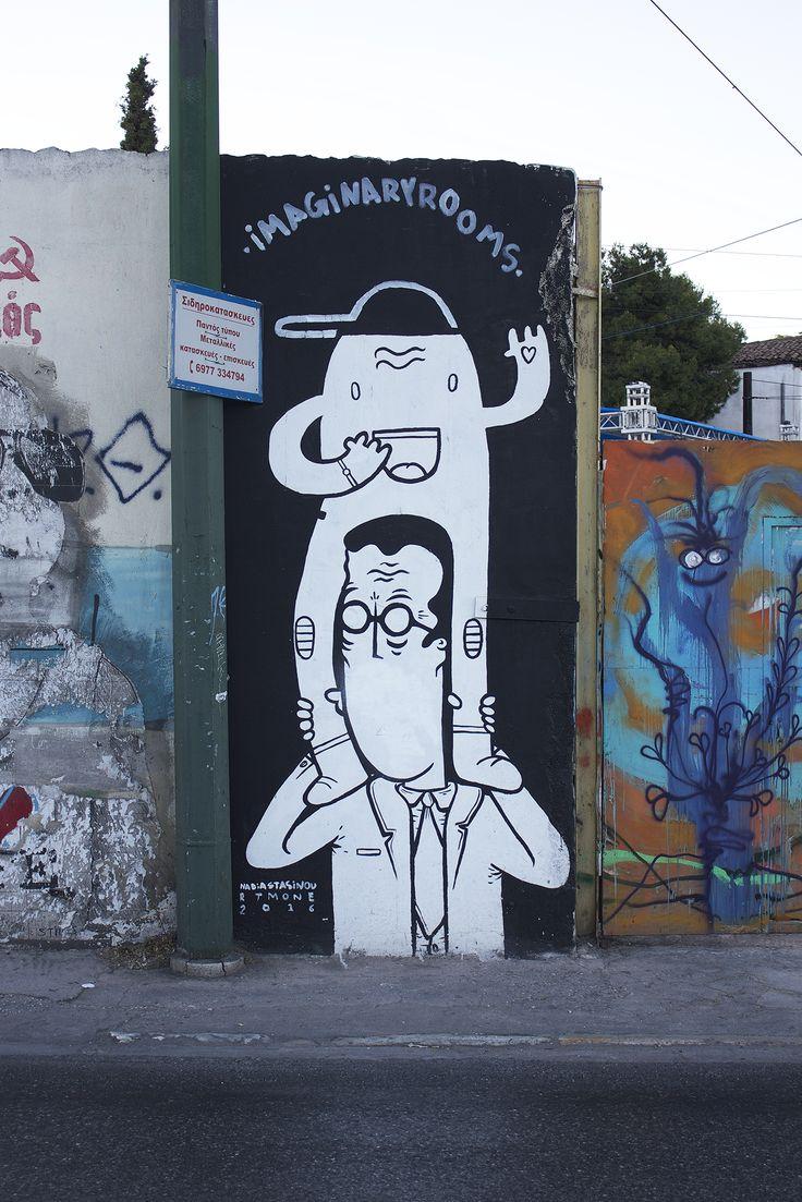 #greece #streetart