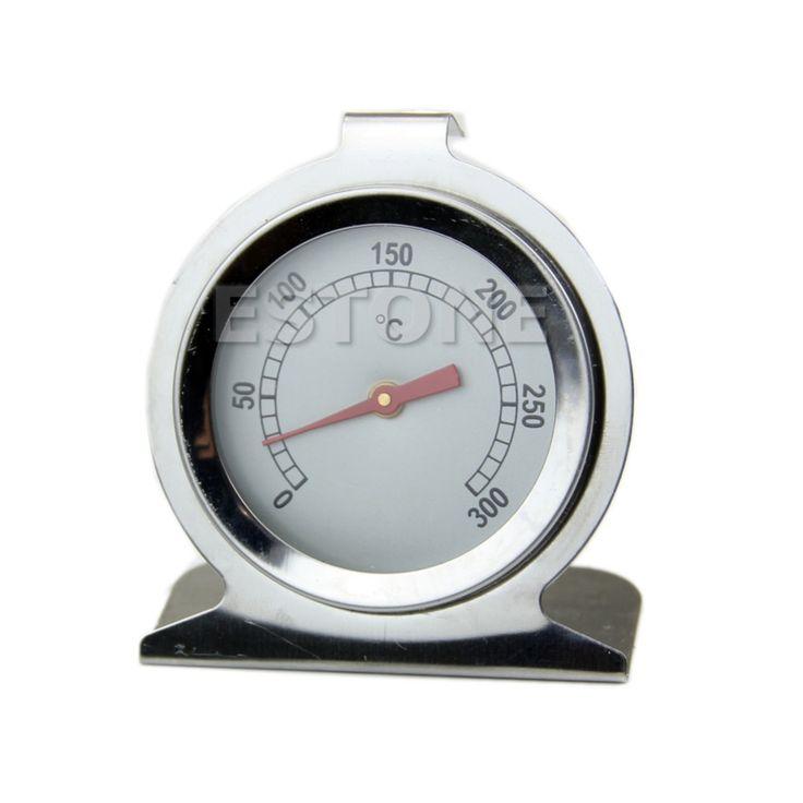 Clásico Stand Up Carne Alimentos Dial Termómetro de Horno indicador de Temperatura Gage Nueva