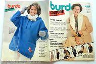 Burda -Couture Facile-HIVER 1994/95