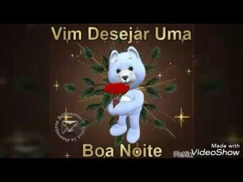 LINDA MENSAGEM DE BOA NOITE - Abençoada Noite para Amizade e Família - Boa Noite - Vídeo Whatsapp - YouTube