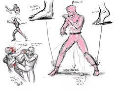 Jeet Kune Do basics...