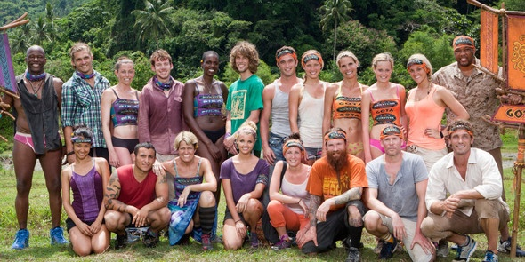 Survivor: Caramoan - Fans vs. Favorites - Watch TV Shows Online at XFINITY TV